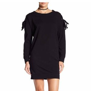 Bobeau Sweatshirt Dress